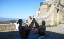 Tailor made yoga retreat