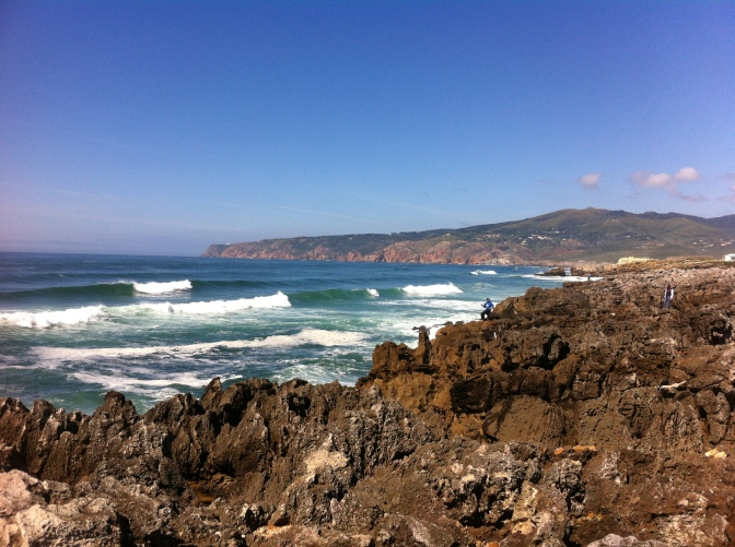 Cost road to Guincho