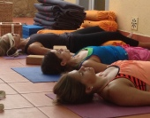 Relax Iyoga retreat Colares