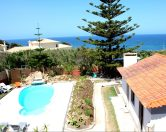 View Starpine Lodge to sea