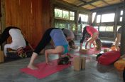 Yoga retreats at Colares Sintra