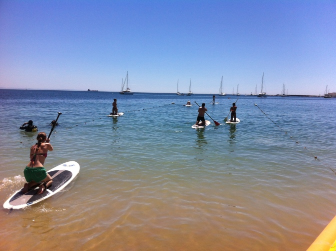 8 Days Yoga | Paddle Surfing Retreat Colares | Cascais